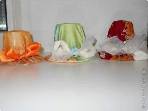 шляпки-игольницы фото 1
