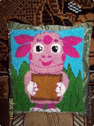 подушка для дочурки фото 2