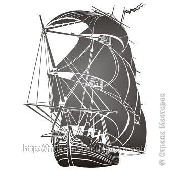 Кораблик фото 2