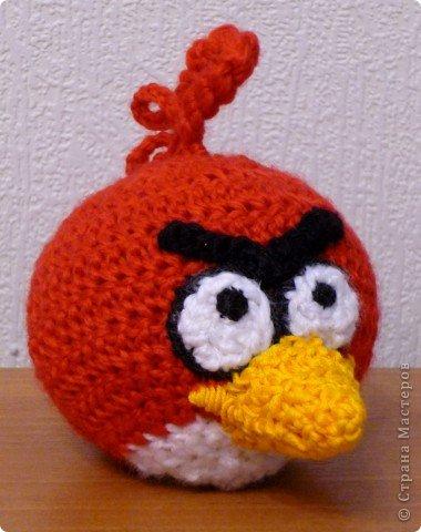 Angry Bird - Злобная птичка фото 1