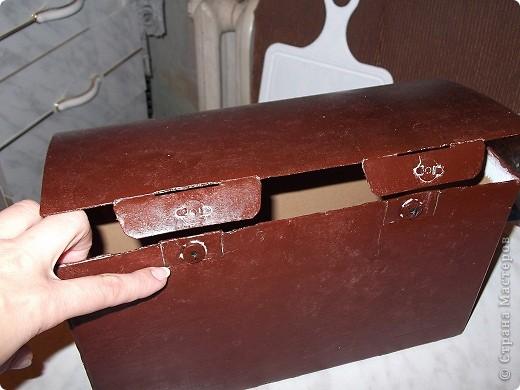 Девочки,помогите,пожалуйста! Задумала из этой коробки сделать сундучок моим мужчинам под разные наушники для сот тел,гарнитур и пр фото 3