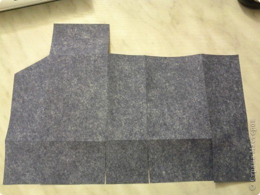 История о том, как из офисной бумаги, салфеток и клея получилась такая радость =) фото 4