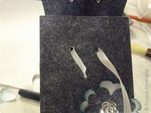 История о том, как из офисной бумаги, салфеток и клея получилась такая радость =) фото 11