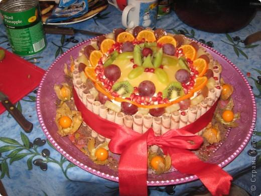 Тортик на день рождения!) фото 1