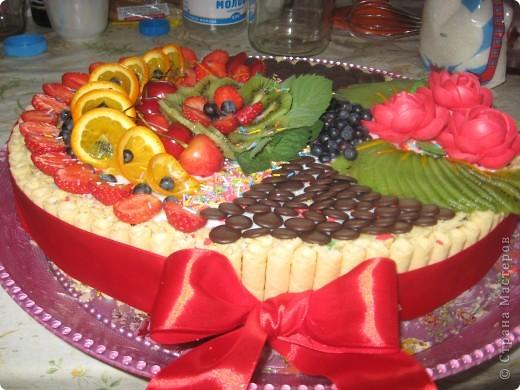 Тортик на день рождения!) фото 3