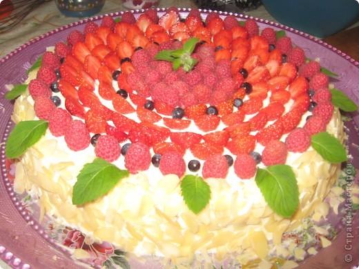 Тортик на день рождения!) фото 2