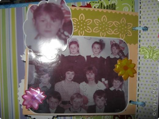 Первая страница альбома. фото 3