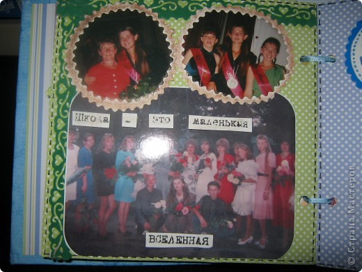 Первая страница альбома. фото 5