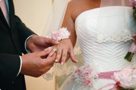 Украшение свадьба шитьё цветы из