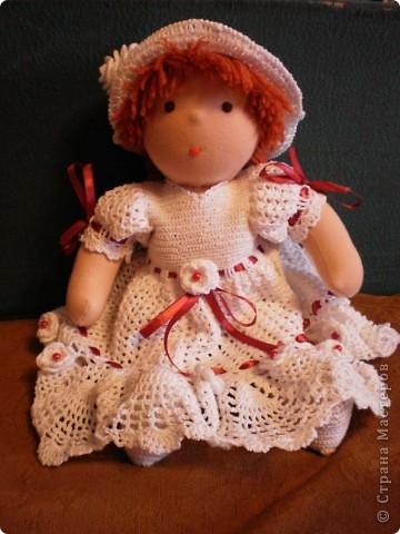 кукла Вишенка фото 2