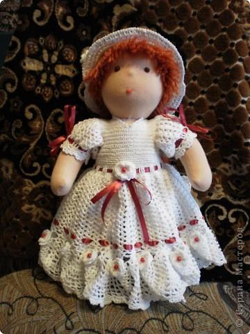 кукла Вишенка фото 1