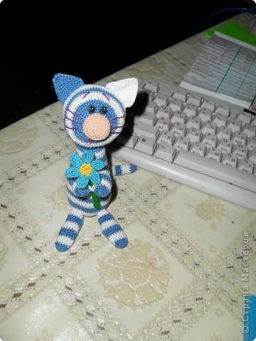 Котик Тишка для сынишки фото 2