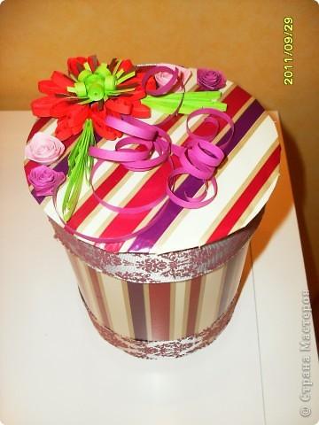 Вот такой комплект мы приготовили вместе с сыном  на день рождения для девочки.  фото 2