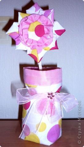 Декоративные цветочки  фото 3