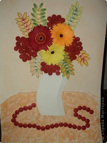 Большое спасибо Ольге Ольшак за ее творчество.Эта картина повторение ее работы, я бы сама до такого не додумалась. фото 1