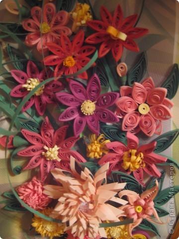 Букет цветов. фото 3