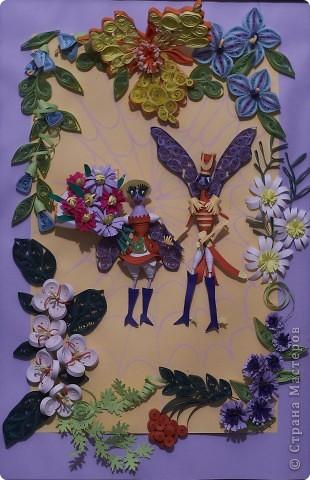 Идея взята из детской книжки. Рисунки Оксаны Игнащенко. фото 1