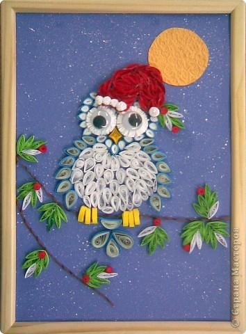 """Здравствуйте, я  """"Совёнок"""", а Вы знаете, что скоро Новый год!!????:)))) фото 1"""