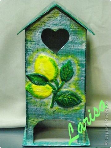 Коробка с лимонами фото 3