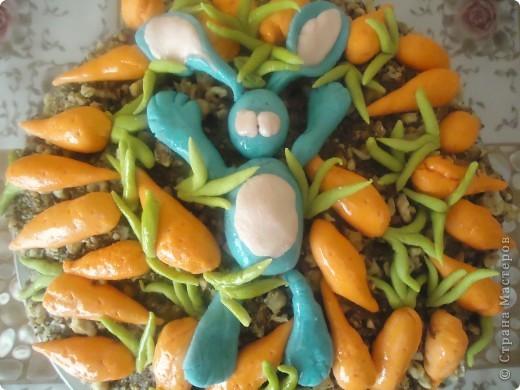 Вот такой тортик я сделала сыну на День рождение из мастики. фото 2