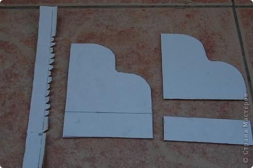 пианино(шкатулка)делала по етому МК http://stranamasterov.ru/node/236285 долго думала что сделать в подарок своей кумушке и  решила что шкатулка будет очень полезна фото 5