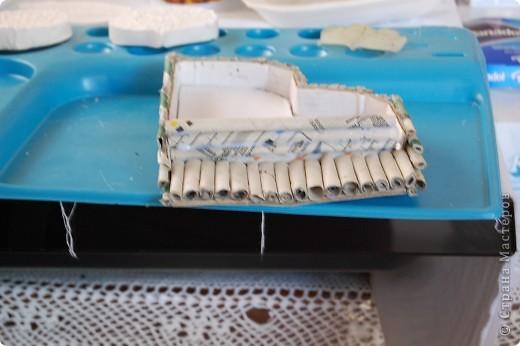 пианино(шкатулка)делала по етому МК http://stranamasterov.ru/node/236285 долго думала что сделать в подарок своей кумушке и  решила что шкатулка будет очень полезна фото 10