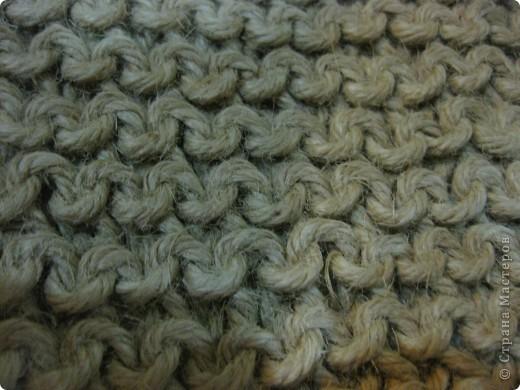 вязаные подстилки из шпагата фото 3