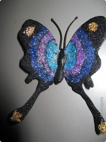 моя первая бабочка фото 1