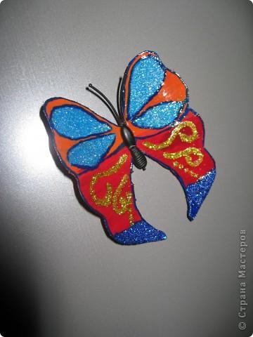 моя первая бабочка фото 3