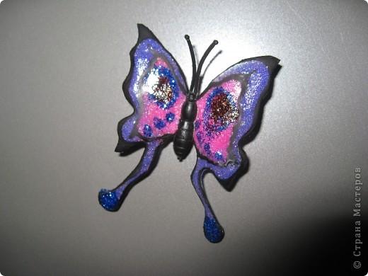 моя первая бабочка фото 2