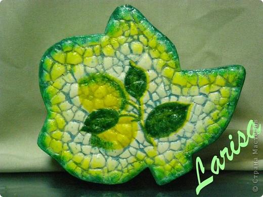 Коробка с лимонами фото 1