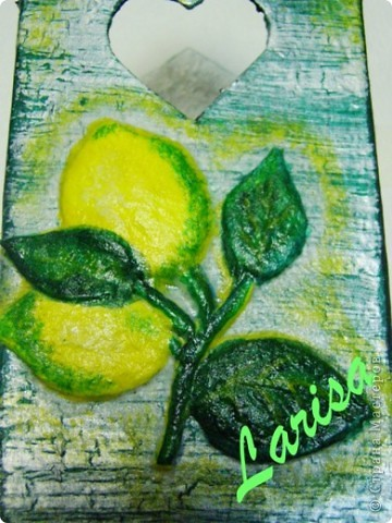 Коробка с лимонами фото 4