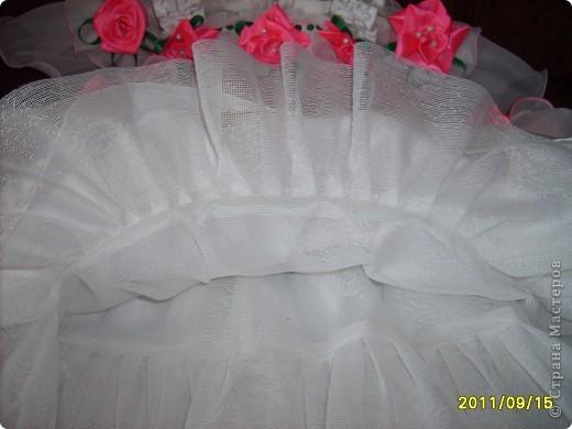 вот  такое платье я сшила на день рождения нашей крестнице. фото 5