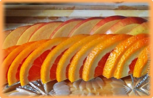 Вот так можно оформить фрукты на праздничный стол! фото 8