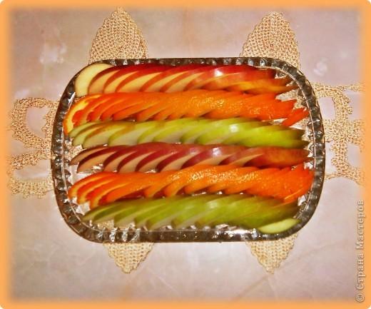 Вот так можно оформить фрукты на праздничный стол! фото 9