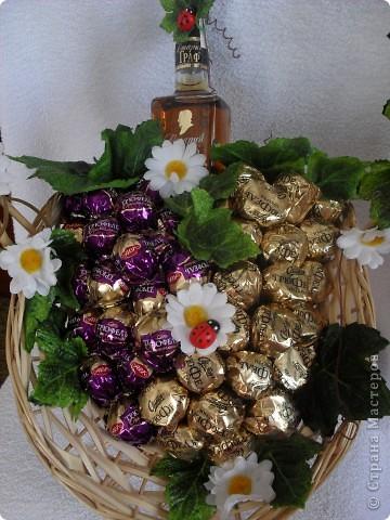 Виноградная корзина фото 2