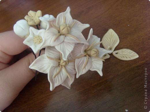 А вот еще мои цветочки-шпильки фото 1