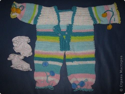 первое платице и пенетки для дочурки фото 2