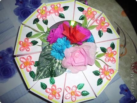 Подарок учительнице по музыке( класс-домра). фото 2
