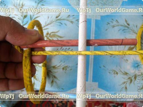 Мастер-класс Плетение Мастер-класс ажурная корзинка из газетных трубочек Бумага газетная фото 7