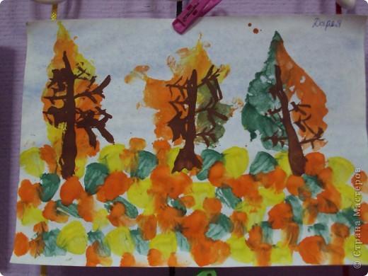 отпечатки листьев фото 6
