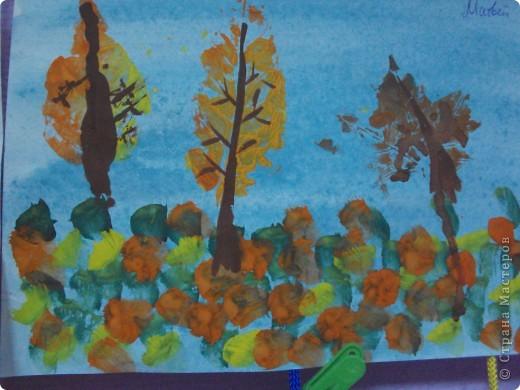 отпечатки листьев фото 5