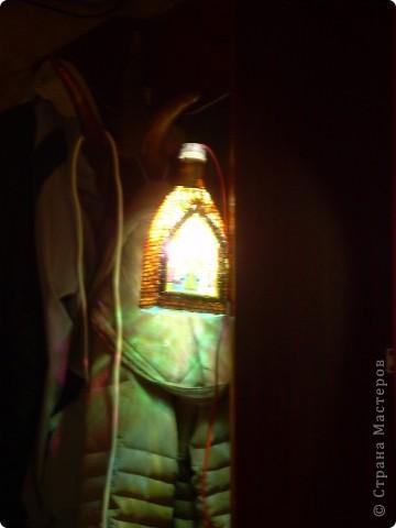 Захотелось сделать светильник ,а непросто баловаться как в другой работе. фото 8