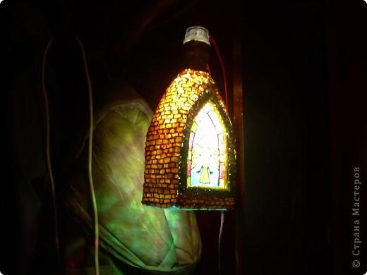 Захотелось сделать светильник ,а непросто баловаться как в другой работе. фото 1