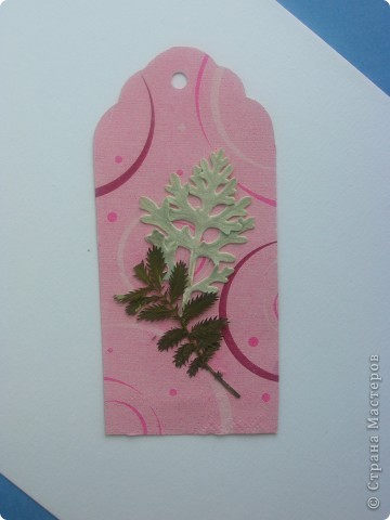 Всем привет! Хочу рассказать как сделать такие закладки с сухими цветами. фото 3