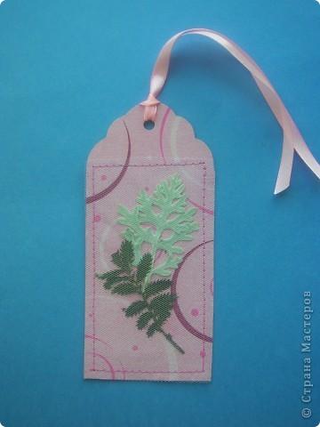Всем привет! Хочу рассказать как сделать такие закладки с сухими цветами. фото 6