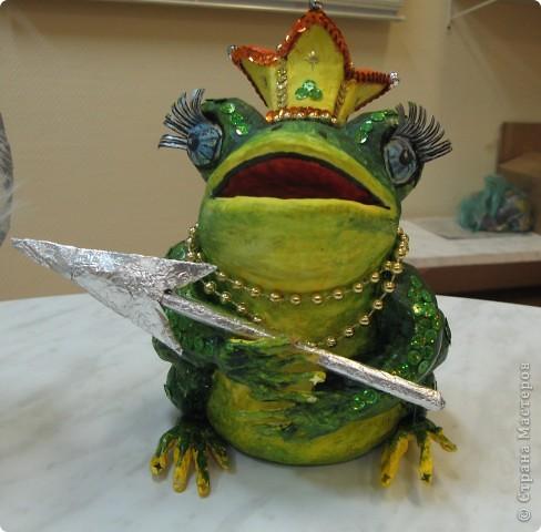 Царевна-лягушка фото 2