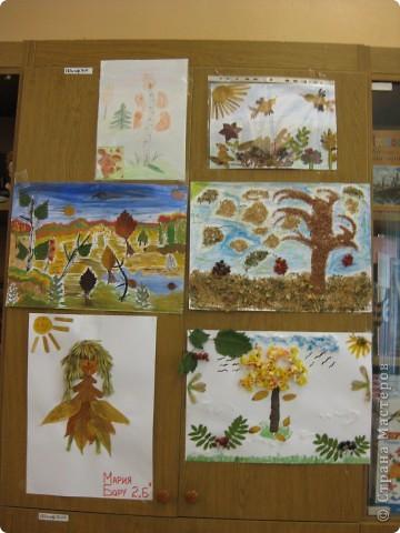 """Осенние поделки 2""""б"""" фото 9"""
