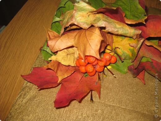 """Осенние поделки 2""""б"""" фото 7"""