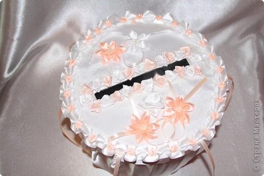 Свадебная казна в виде торта фото 4